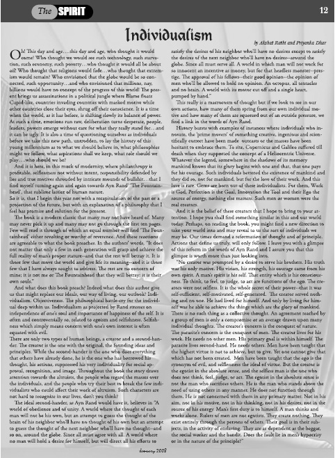 The Spirit, Vol. 2, Issue 4, Page 12