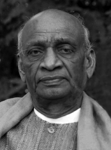 Sardar Patel. Credit: Govt of India